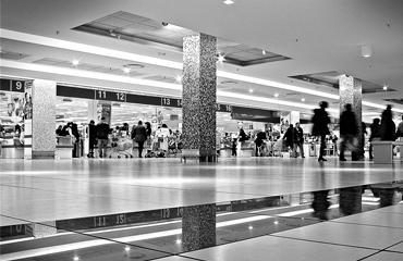 Shopping centre in Western Sydney