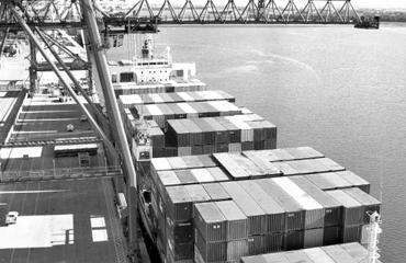 Major port development work in Queensland