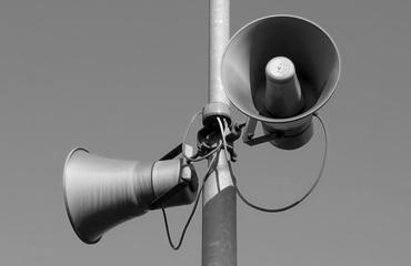 Voice announcement system